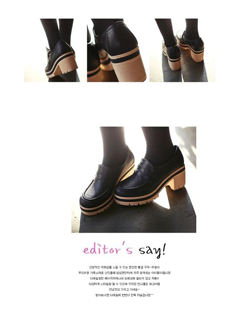 Wedges Moca Chinn0 Termurah 08 qnigirls authentic korean brand moca shoes platforms wedges black med heel ebay