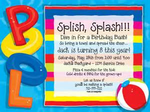 view piv1061 quot at the pool invitations