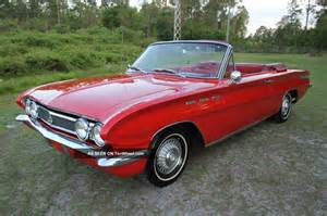 1962 Buick Skylark Convertible 1962 Buick Skylark Special Convertible Fireball Out Me