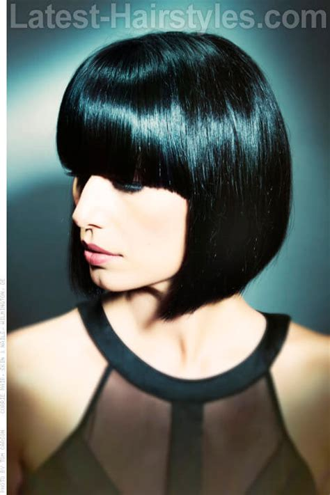 long bob haircut pale skin 37 exquisite blue black hair 2018 s most popular ideas
