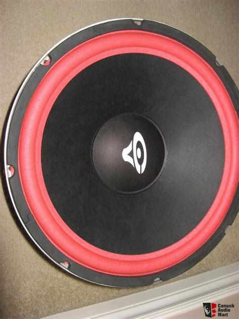 Speaker Prodigy 15 Inch cerwin 15 inch speakers photo 1147740 canuck audio
