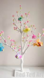 tree decoration craft ideas easter tree decorating ideas