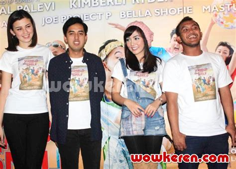 film online jomblo keep smile foto jumpa pers film jomblo keep smile foto 29 dari 51