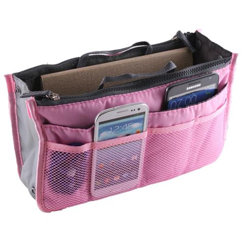 Tas Bag Handbag Pouch Tas Slempang Travelling Bag Tas Notch 1 1 bag in bag handbag organiser hulaki