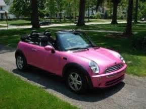 Mini Cooper Pink For Sale Pink Mini Cooper For Sale Upload Photos For Url