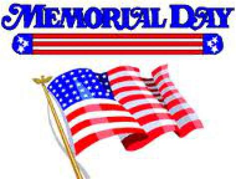 memorial day free clip free memorial day pictures clipart best