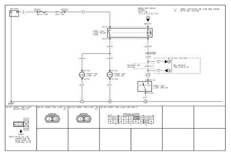 honda fog light wiring diagram 28 images 93 accord o2