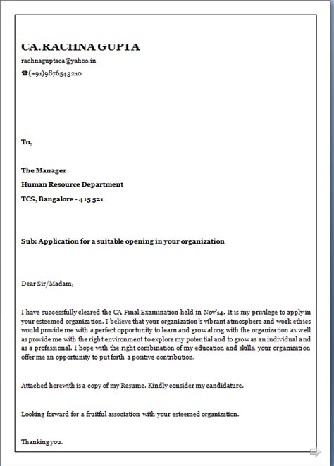 amazing cover letters exles amazing cover letter
