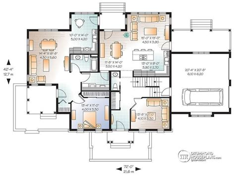 quality homes floor plans high quality multigenerational home plans 9 multi