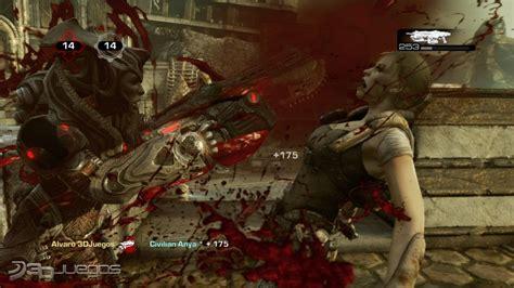imagenes chidas de gears of war 3 im 225 genes de gears of war 3 para xbox 360 3djuegos