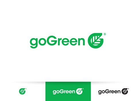goh designcrowd logo design for go green by goh design 3846208
