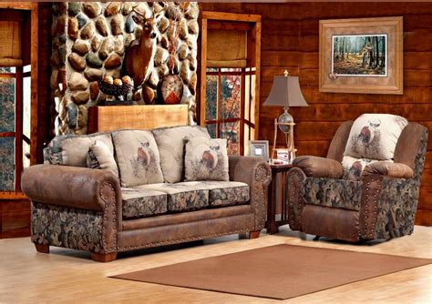 camouflage living room furniture camo living room ideas camo living room set from aarons
