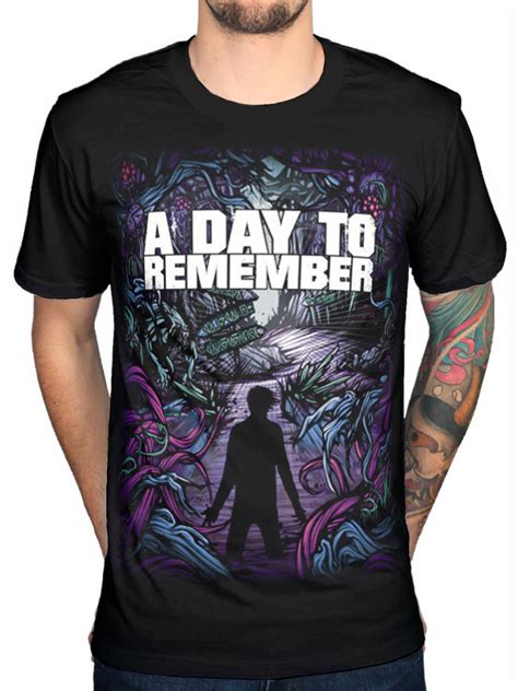 Kaos Band A Day Remember Tshirt Musik A Day 03 a day to remember homesick mens black cotton top t shirt ebay