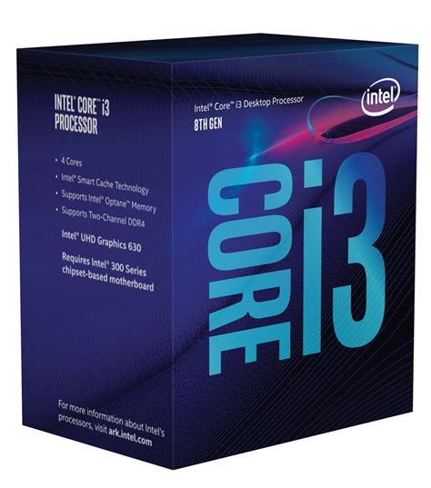 intel i3 8100 processor free shipping best deal