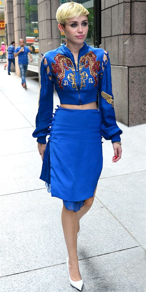 Colour Trend by 9 Celebrities In Electric Blue Who Wore It Best
