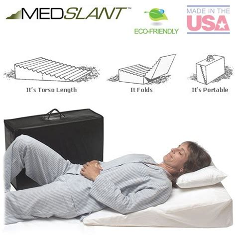 Sleep Apnea Wedge Pillow by Sleeping Wedge Webnuggetz