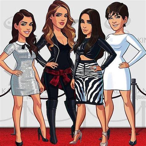 kim kardashian video games kris jenner is being sued for stealing kim kardashian