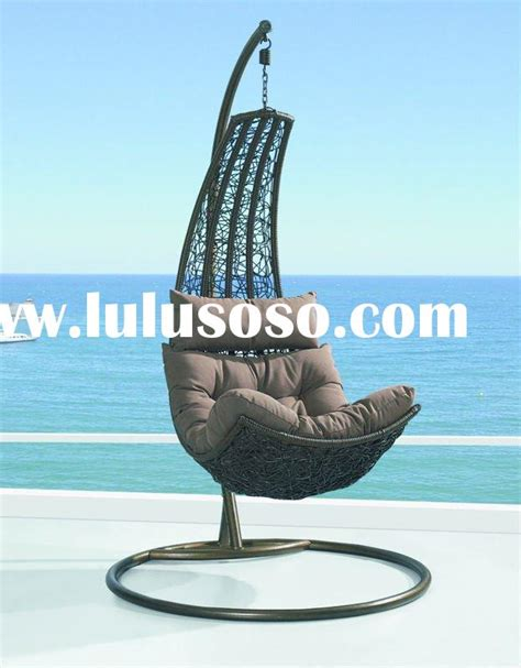 Hanging Rattan Egg Chair » Home Design 2017