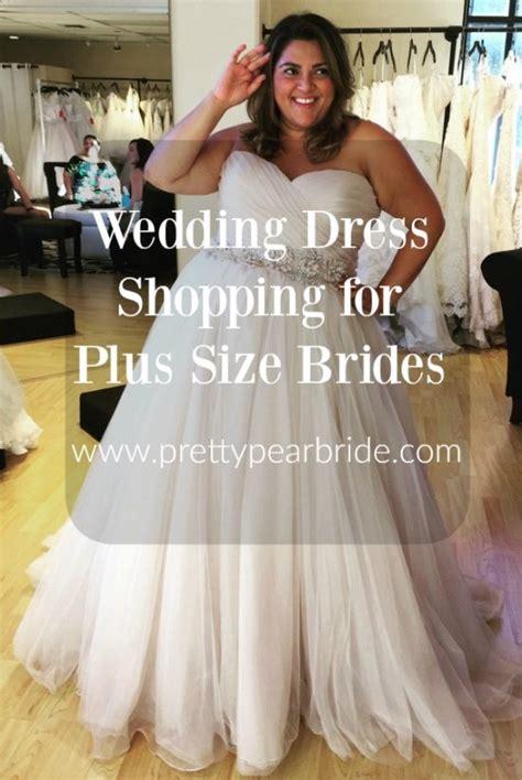 Bridal Wedding Dresses Shopping by Bridal Wedding Dress Shopping For Plus Size