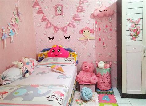 kamar anak perempuan minimalis kamar tidur anak perempuan