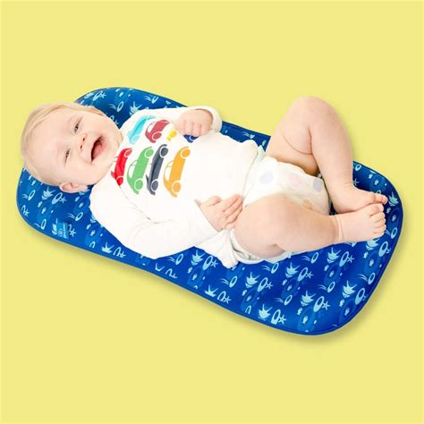 Toddler Changing Mat by Bibetta Roll Go Baby Changing Mat Fish Pattern