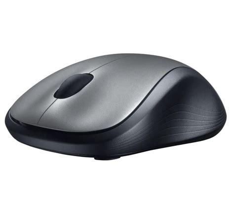 Mouse Pc Wireless logitech m310 wireless laser mouse silver black deals