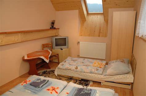 garret room accomodation slovakia zavadka nad hronom
