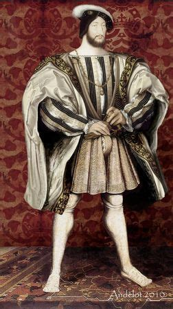 Pied Epingle 1548 by Fran 231 Ois Ier En Pied Les Dessins D Andelot Le Tableau