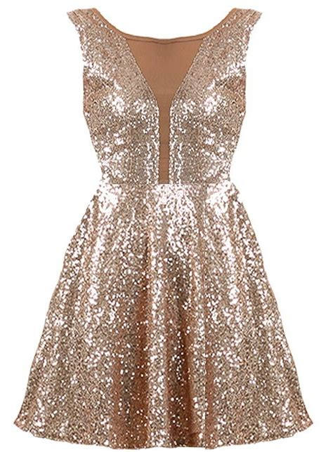 new years sequin dress gold sequin dress new years dress on the hunt