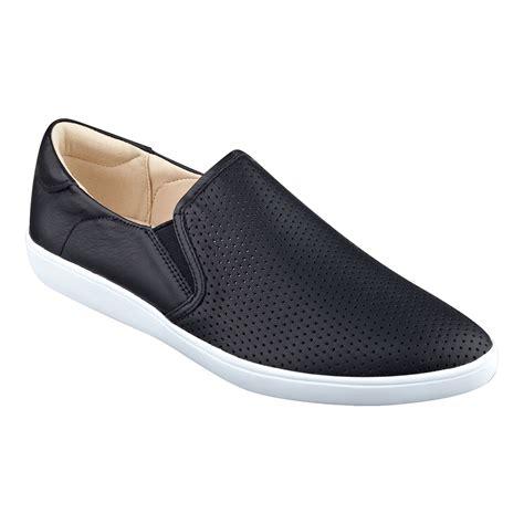 nine west lildevil slip on sneakers in black lyst