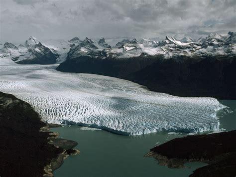National Landscape Definition Glacier National Geographic Education