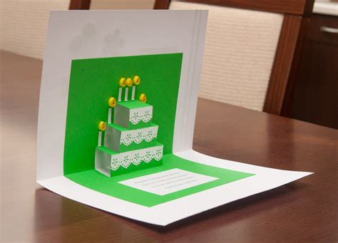 pop up birthday cards for pop up birthday card by daria86 on deviantart