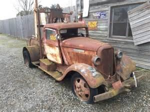 1934 dodge brothers wrecker truck