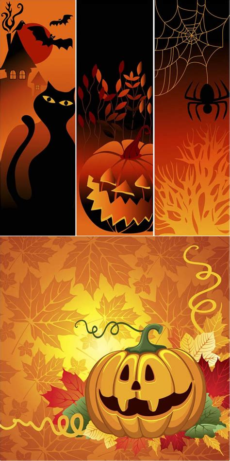 vertical halloween cliparts   clip art  clip art  clipart library