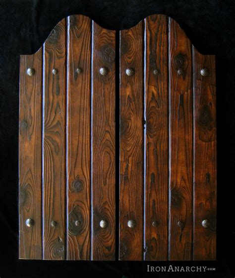 swinging bar door handcrafted custom swinging saloon doors