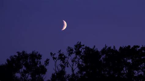 crescent moon hd wallpaper pixelstalknet
