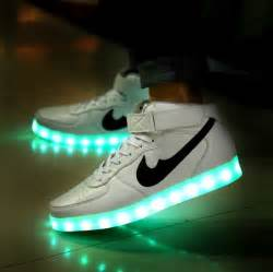 led light up sneakers 2015 new fashion 8 colors light up sneakers for adults