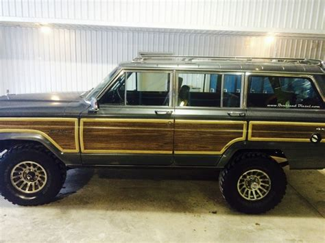 jeep wagoneer 1989 1989 jeep wagoneer for sale