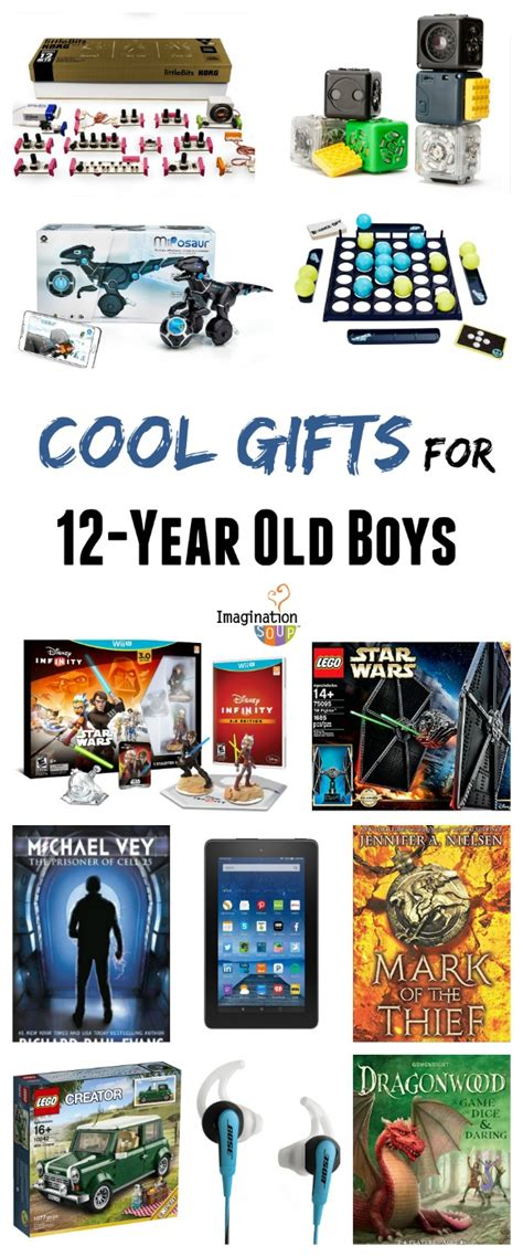 coolchristmas ideas boys 12 gifts for 12 year boys imagination soup