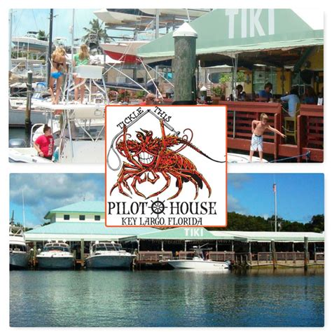 pilot house restaurant key largo restaurants and bars florida keys dining guide