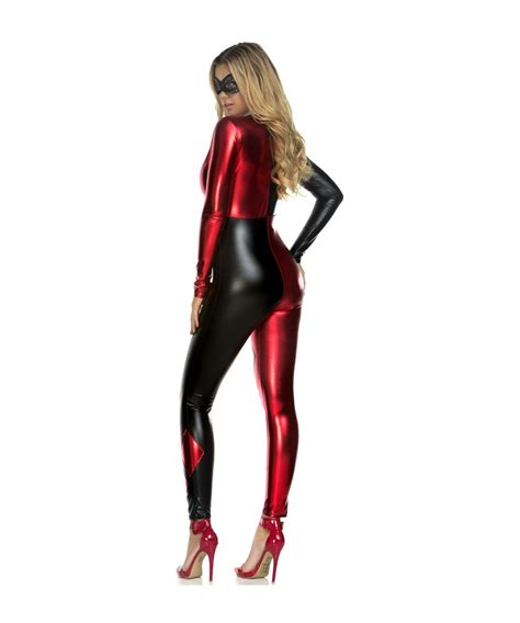 harley quinn costume harley quinn catsuit womens costume costumes