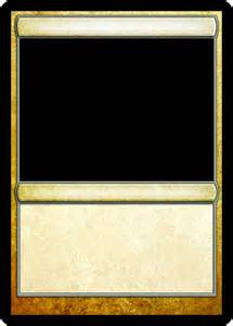 Magic Card Template by 17 Best Images About Card On Leather