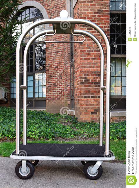Trolley Bellboy hotel bellboy trolley stock photo image 45312673