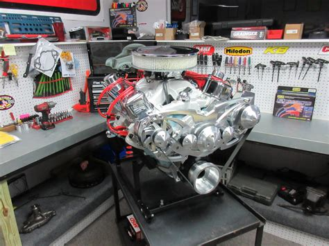 400 pontiac heads 400 pontiac crate engine 450 hp with aluminum heads