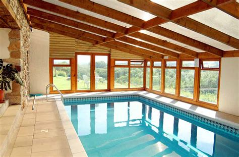 Cottages With Pools Notes Stories Ten Cottages With Indoor Swimming Pools