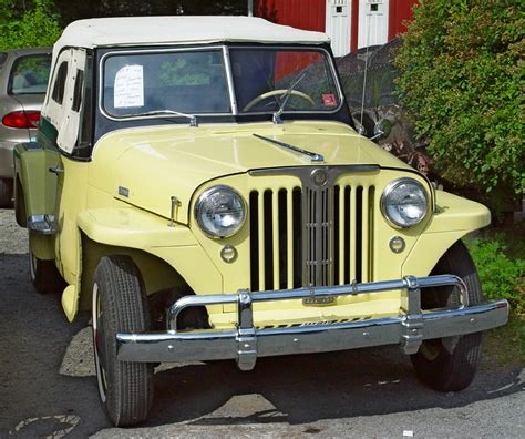 1948 willys jeepster captain america big brother restoration profiles 1959