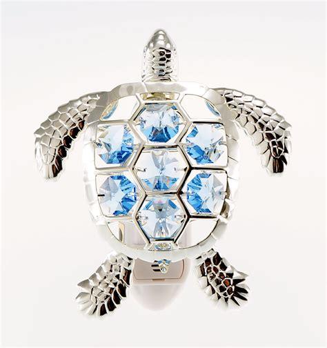 sea turtle silver light