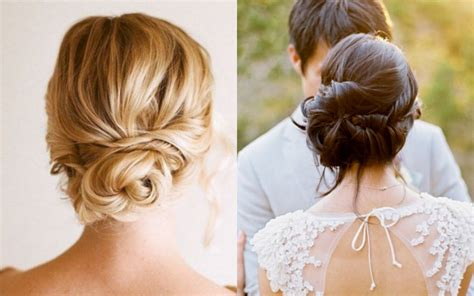 Wedding Hairstyles by Bun Bun Hairstyle Bun Hairstyle For Prom