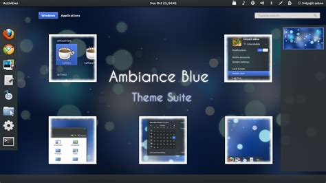 add themes to gnome 3 satya s gnome shell gtk themes ppa web upd8 ubuntu