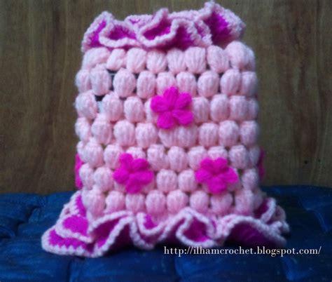 Collection of pattern crochet kotak tisu hobiku crochet sarung gallery of pattern crochet kotak tisu ccuart Choice Image